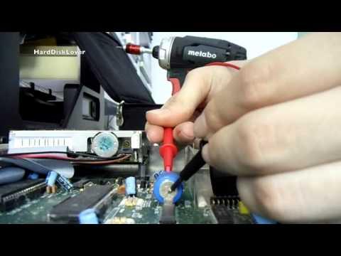 Amiga 500 PLUS Repair and Super-Capacitor Modification