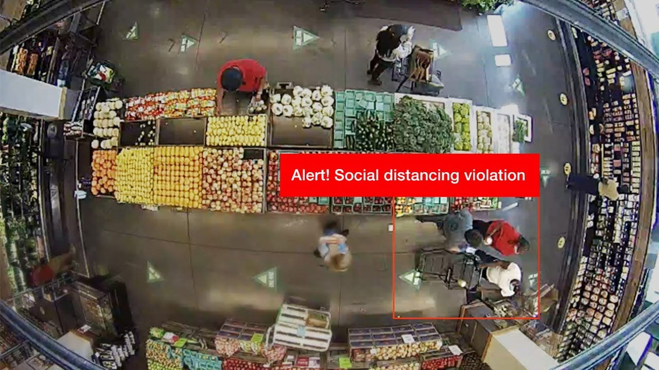 Keep Your Work Environment Safe with i3's Social Distancing Solution