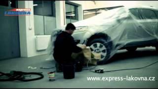 Express Lakovna - Audi Q7