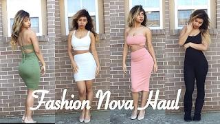 FASHION NOVA TRY-ON HAUL | Date Night Looks