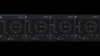 Quad -3d Audio Piece
