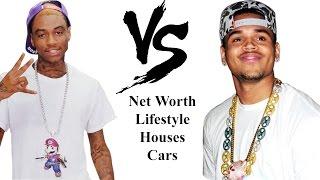 Soulja Boy VS Chris Brown - NET WORTH, HOUSE, CARS, CAREER, LIFESTYLE, ALBUMS, FILMOGRAPHY