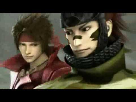 Sengoku Basara Battle Heroes Opening