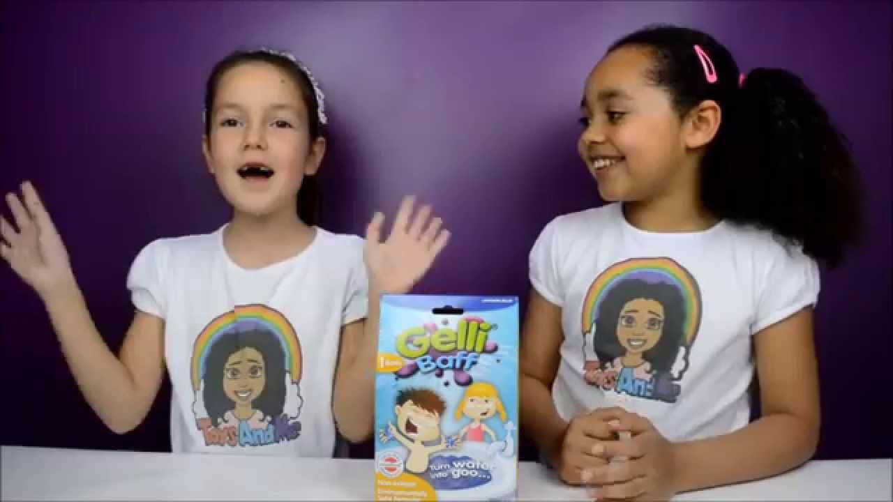 Squishy Slime Baff Toy Challenge Super Gross Shopkins Toy Prizes Disney Wikkeez - YouTube