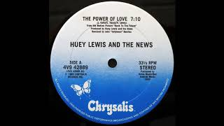 The Power Of Love (Extended Remix) - Huey Lewis And The News