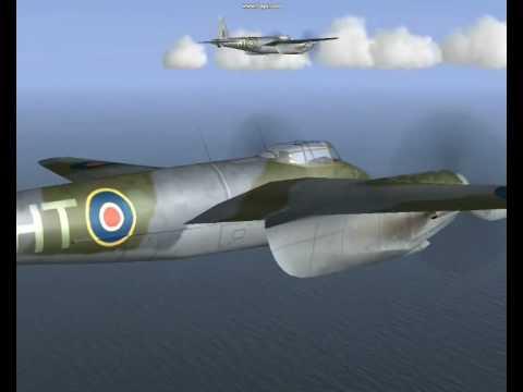 633 Squadron IL2 1946 You Cant Kill A Squadron!