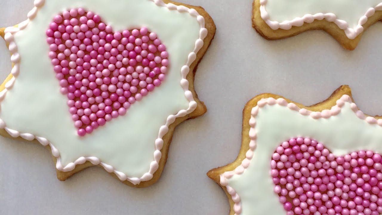 C mo decorar galletas para el d a del amor y la amistad for Decoracion amor y amistad