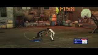 NBA 2K7 - Kobe vs T-Mac - 1 on 1 Streetball