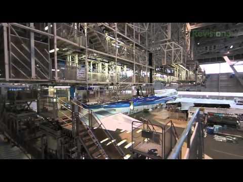 Geek Beat Archives   All Nippon Airways Maintenance Hangar in Tokyo, Japan
