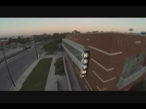 Music Business Program Commercial Video Ariel of San Antonio College