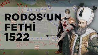 RODOS'UN FETHİ (1522) || DFT Tarih || 2D Savaş