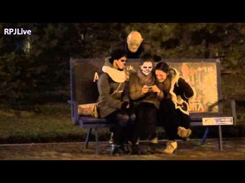 Розыгрыш на Хэллоуин / Halloween