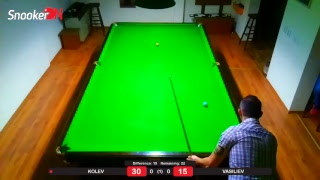 SnookerON.com - Snooker Club Masters Kyustendil, Table 2 Live Stream