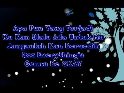 YA SUDAHLAH ♥ Bondan Prakoso & Fade2Black (with lyrics)