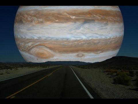 Роскосмос показал небо с другими звездами и планетами вместо Солнца и Луны