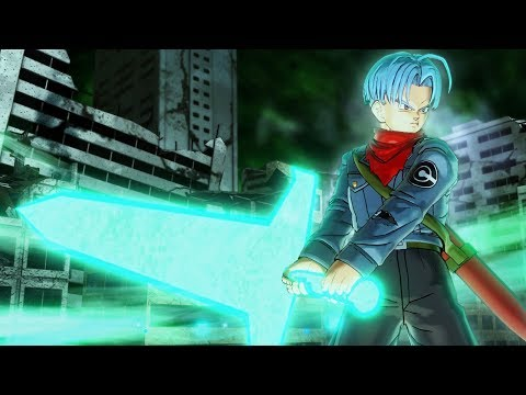 NEW TRANSFORMATION! Trunks Sword of Hope GAMEPLAY! (EXCLUSIVE) Dragon Ball Xenoverse 2