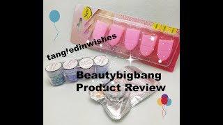 TANGLEDINWISHES | Beautybigbang.com Review Soak Off Caps