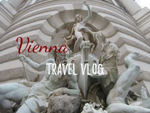 VIENNA // INTERRAIL ADVENTURE 2016