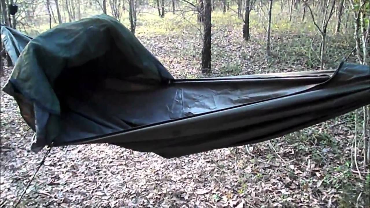 hammock bivy by ajillis first impressions 2011   youtube  rh   youtube