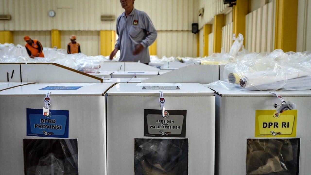 Media Asing: Pemilu Serentak Indonesia, Prestasi Logistik Sekaligus Mematikan