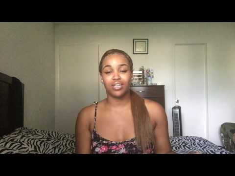 Grass Ain't Greener - Chris Brown (Cover) | Asianae'