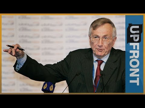 Seymour Hersh: Journalism 'is going to hell'   UpFront