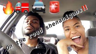 ON THE ROAD SHENANIGANS | REALLY FUNNY | KAY KAY TV 📺