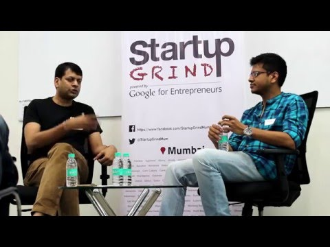 Jitendra Gupta of Citrus Payments - Talking about his startup journey