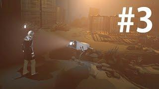 Black the Fall 💡 Part 3 💡 Lightie the Robot Dog