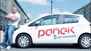 PANEK CAR SHARING // to się smartfonem otwiera... reklama Robert Burneika 2017 Video