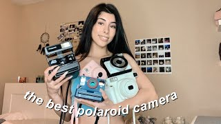 Which Polaroid Camera Is The Best?
