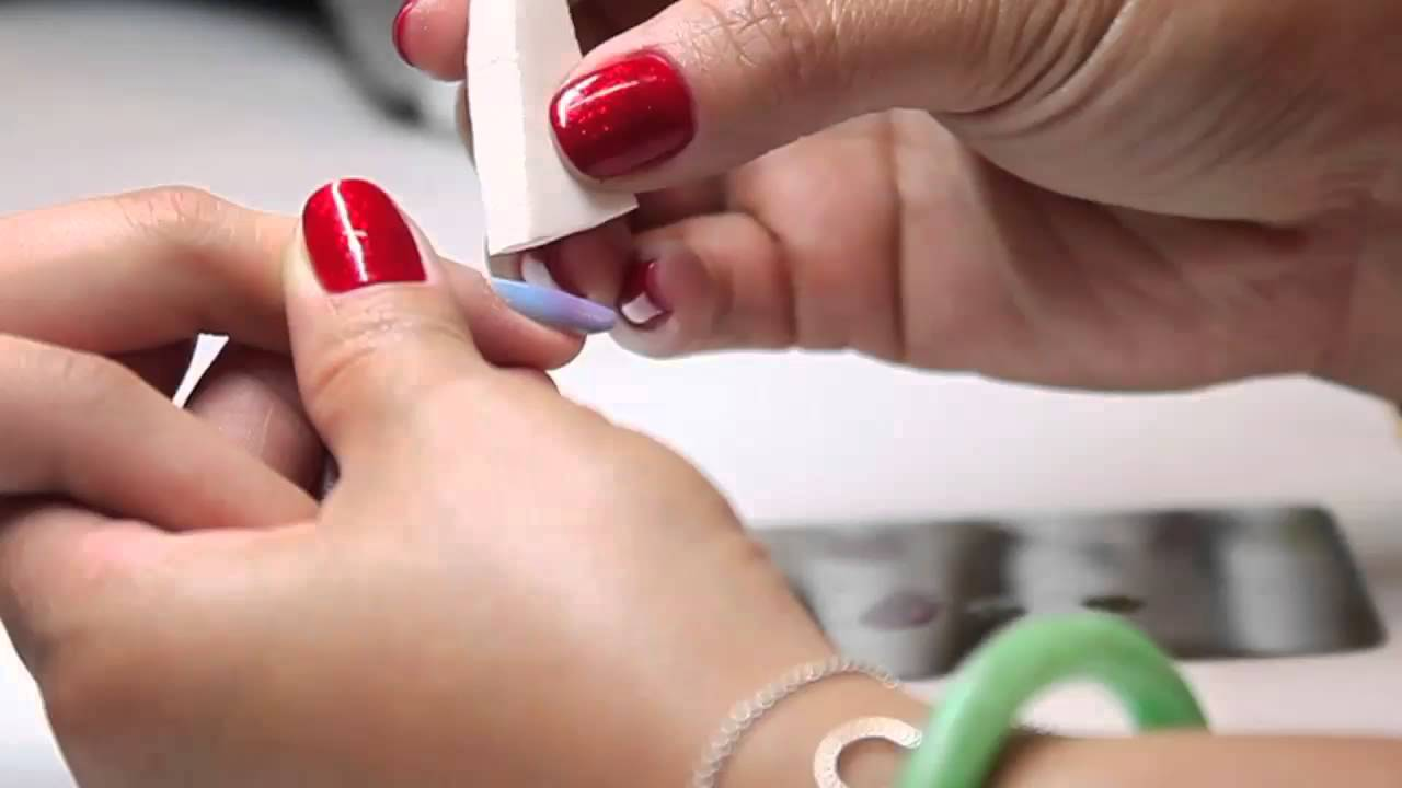 NAILS Troubleshooter: Color Fade With Gel Polish - YouTube