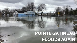 Gatineau deals with record flooding as 500 residents register as flood victims