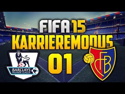 FIFA 15 KARRIEREMODUS #01 ★ FC Basel rocks BPL ★ [Livestream][PC][GERMAN / DEUTSCH]