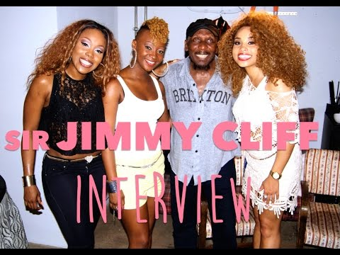 jimmy Cliff Interview | GERMANY TOUR