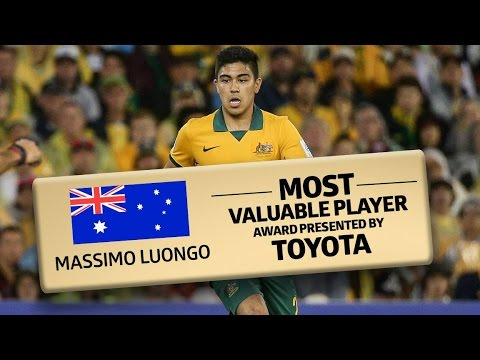 Most Valuable Player presented by Toyota: Massimo Luongo