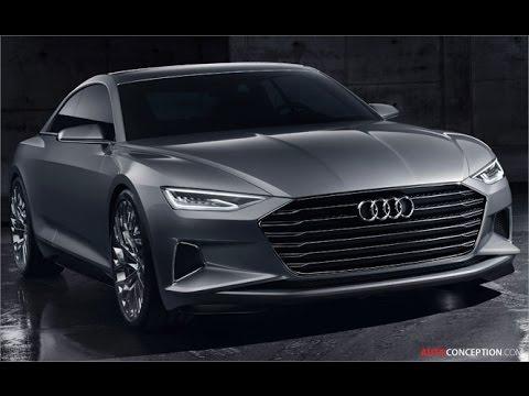 Car Design: Audi Prologue