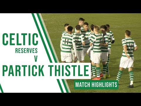 Highlights: Celtic Reserves demolish Thistle to reach Glasgow Cup final