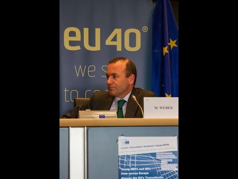 Interview with Manfred Weber, Leader of the EPP Group in the European Parliament
