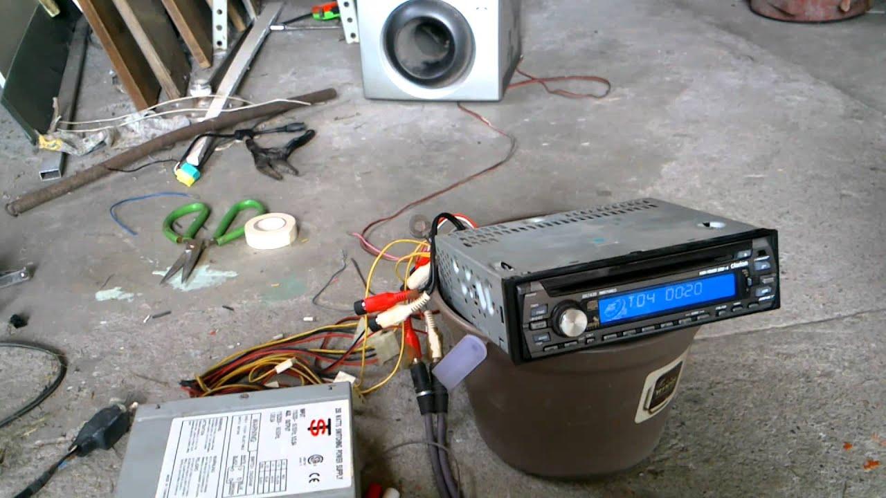 Clarion Dxz465mp Wiring Diagram - DIY Enthusiasts Wiring Diagrams •