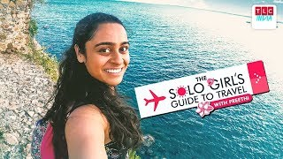 Sunbathing in Trincomalee, Sri Lanka   The Solo Girl's Guide To Travel With Preethi   TLC India