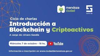 Introducción a Blockchain y Criptoactivos.