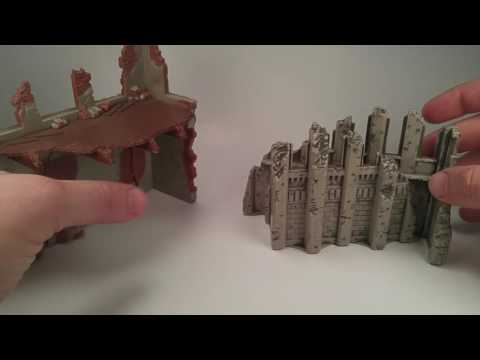 Heroscape Dio review for minimates articulated comic book art
