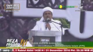 vuclip Khutbah Jum'at 212 Aksi Bela Islam III | Al Habib Muhammad Rizieq Syihab