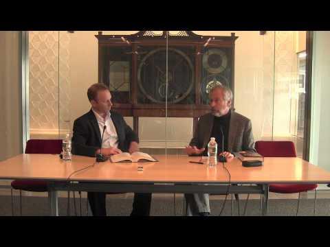 Max Blumenthal and Ian Lustick speak at Penn