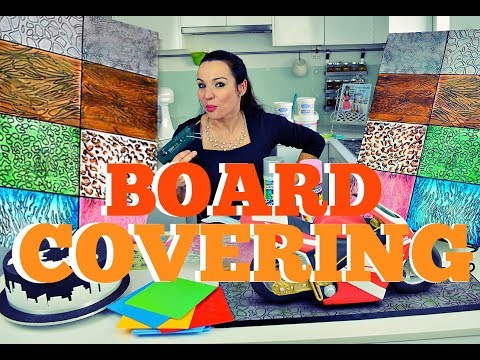 SUPER EASY WAYS TO MAKE YOUR CAKE BOARDS LOOK AMAZING | BY VERUSCA WALKER