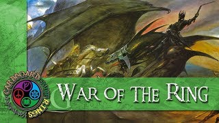 Chad and Dave G play War of the Ring (Gameplay)