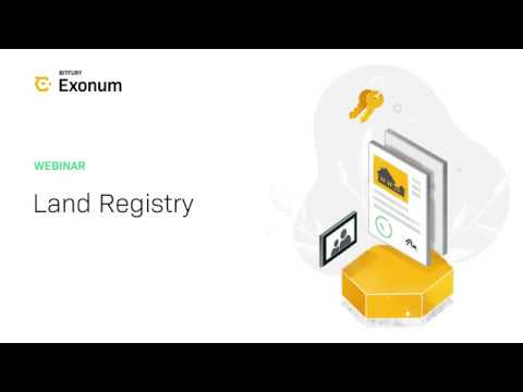 Use Case: Blockchain Land Registry