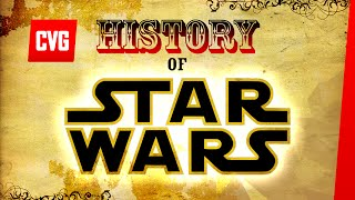 Star Wars  - A Complete History of Star Wars Games