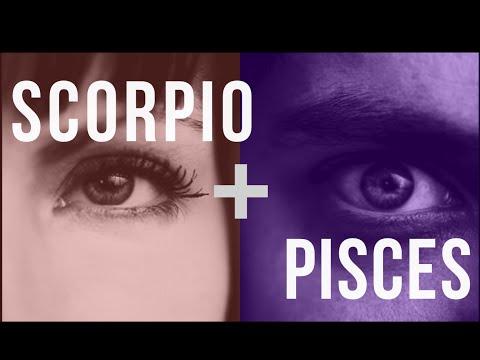Scorpio & Pisces Sun: Love Compatibility